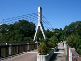 [写真]「あの花」に登場する秩父橋