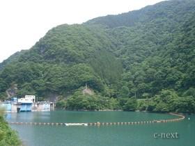 [写真]秩父湖