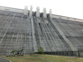 [写真]滝沢ダム