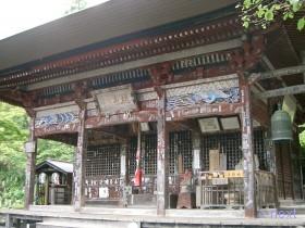 [写真]金昌寺本堂