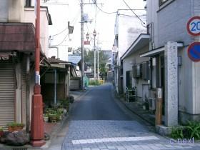 [写真]少林寺入口