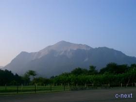 [写真]夏の朝
