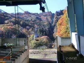 [写真]宝登山ロープウェイ
