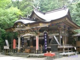 [写真]宝登山神社