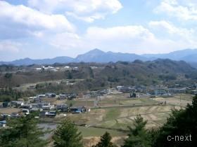 [写真]頂上付近からの眺め