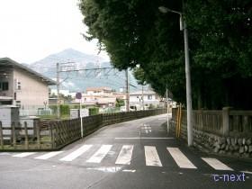 [写真]武甲山方向