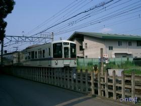 [写真]西武線直通電車