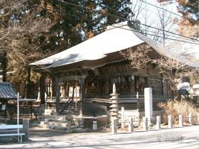 [写真]法養寺薬師堂