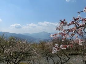 [写真]武甲山方面の眺め
