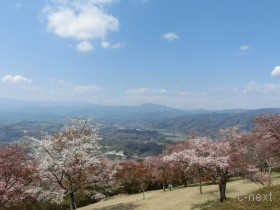 [写真]両神山方面の眺め