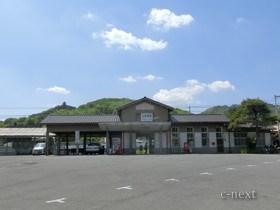 [写真]秩父線上長瀞駅