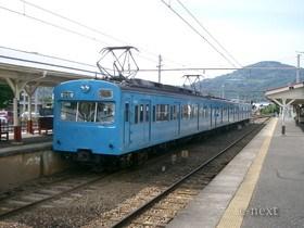 [写真]1000系電車