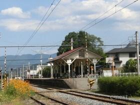 [写真]秩父線武州中川駅