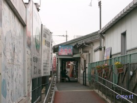 [写真]南側入口