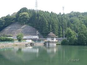 [写真]姿の池