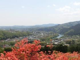 [写真]金尾山からの展望