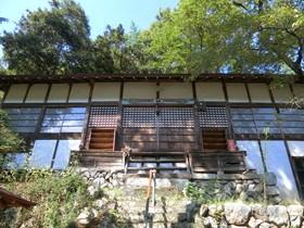 [写真]塚越熊野神社 社殿