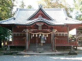 [写真]吉田椋神社
